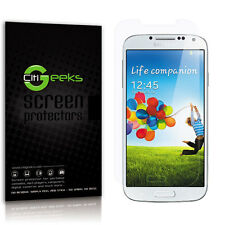 CitiGeeks® Samsung Galaxy S4 Screen Protector Anti-Glare Matte I9500 [10-Pack]