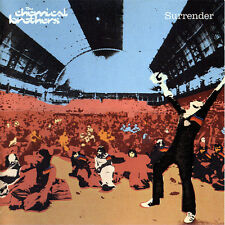The Chemical Brothers CD Surrender - Europe (M/M)