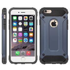 Housses et coques anti-chocs mat en plastique rigide iPhone 6 Plus pour téléphone mobile et assistant personnel (PDA)