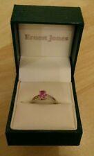 Ernest Jones Sapphire Fine Rings