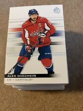 2019- 20 Upper deck SP Authentic Player lot select