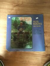 PETE WERNICK AND FRIENDS DR. BANJO STEPS OUT VINYL LP 1977 FLYING FISH RECORDS