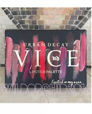 Urban Decay Blackmail Vice Lipstick Palette Limited Edition *AUTHENTIC*LAST ONE!