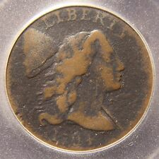 1794 Capped Liberty Large Cent, S-22, VG-8