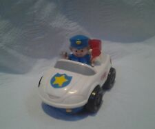 Fisher Price Little People Police car