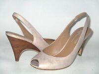 Donald J Pliner Womens Dillon Pull Slip On Hidden Platform Wedge Booties Boots