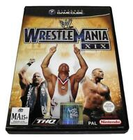 WWE WrestleMania XIX Nintendo Gamecube PAL *Complete*