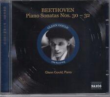Beethoven-Piano Sonatas Nos. 30 - 32/Glenn Gould// Naxos/MINT CD