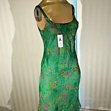 Little Birdy Studios- Handmade 100% Silk Summer Slip / Evening Casual Dress Sml!