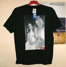 UNIT Riders Fumes T-Shirt Tee Black Schwarz XL NEU Cross Enduro sexy Girl Motiv