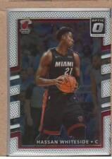 Hassan Whiteside 80 2017-18 Donruss Optic - Miami Heat