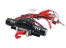 KYX 1/10 RC Car Dual Motor Winch for  Traxxas TRX-4 Axial SCX10 II SCX10