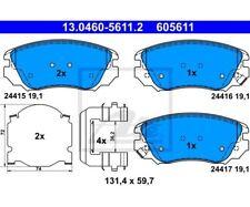 ATE Brake Pad Set, disc brake 13.0460-5611.2
