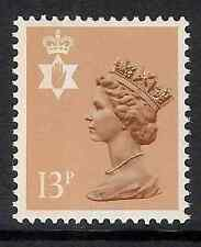Northern Ireland 1986 NI37Ea 13p litho side band type II Regional Machin MNH