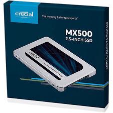 Crucial 1TB 2.5 Inch SATA III Internal SSD 1T 1 TB MX500 Solid State Drive
