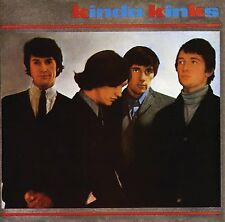 THE KINKS - KINDA KINKS: LIMITED EDITION 180 GRAM RED VINYL LP (July 24th 2015)