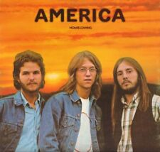 America(Vinyl LP Trifold)Homecoming-Warner-K 46180-UK-1972-Ex-/VG