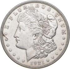 1921-D Morgan Silver Dollar - Last Year Issue 90% $1.00 Bullion *774