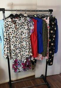 Womens Ladies Clothes Bundle Size 20 Blouse Shirt Top Skirt Tshirts Pants FF8