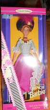 Dow-french barbie-Dolls of the World Boîte d'origine jamais ouverte/Neuf dans sa boîte
