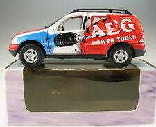 SCHUCO - Mercedes-Benz M-Klasse - AEG 2002 - Werbemodell - 1:43 - in OVP