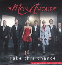 Mon Amour-Take This Chance cd single