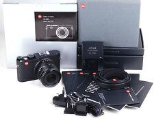 Ex++  Leica X Vario XV typ107 black Digital Camera 18430 full set in box
