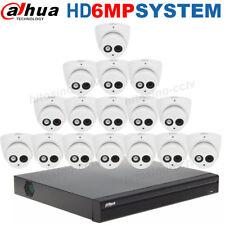 Dahua 6MP Security System Built-in Mic 16xIPC-HDW4631C-A 16CH NVR4216-16P-4KS2