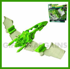 Ben 10 Alien Space Craft Vehicle Proto Flyer Toy & Action Figure Boys Xmas Gift
