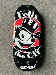 FELIX THE CAT pocket watch with tin Fantasma NEW