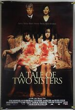 A TALE OF TWO SISTERS ROLLED ORIG 1SH MOVIE POSTER KIM JEE-WOON HORROR (2003)