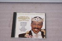 Coming to America Original Motion Picture Soundtrack CD