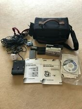 JVC Digital Video Camera Model GR-DVL9000 With Charger, Manual and Carry Case