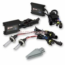 H11 4300K Xenon HID Conversion Kit HeadLight Bulb+Slim AC Ballast