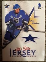 Mike Modano Stars Be A Player All Star Jersey 2003-04