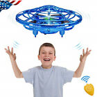 DEERC Hand Operated Mini Drone for Kids Adults Flying Ball Toy UFO Helicopter US