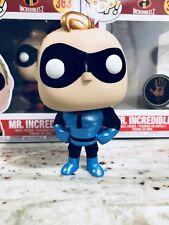 Funko Pop! Disney The Incredibles 2 CUSTOM Painted Metallic Blue Mr Incredible