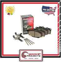 StopTech Centric Posi Quiet Ceramic for 04-10 Mazda3 Rear Brake Pads 105.1095