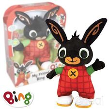 New Bing Bunny My Friend Bing Walking Talking Singing Plush Toy Official