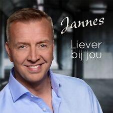 1-CD JANNES - LIEVER BIJ JOU (2019) (CONDITION: NEW)