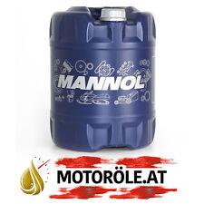 20l Liter Mannol 7715 5W30 5w-30 Motoröl BMW LL-04 VW 50400 50700 GM dexos2