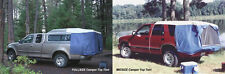 NEW DAC DA2 Full Size Truck Cap Tent w/ FREE SHIPPING