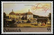 Oostenrijk postfris 2010 MNH 2866 - Kasteel Hof
