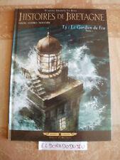 ELDORADODUJEU BD - HISTOIRES DE BRETAGNE 3 LE GARDIEN DU FEU - SOLEIL NEUF 2012