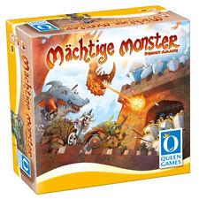 MÄCHTIGE MONSTER - Queen Games 10180 - NEU