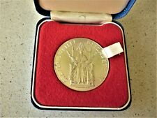 More details for  official royal mint silver jubilee medallion ( small version ) 51.96 grams
