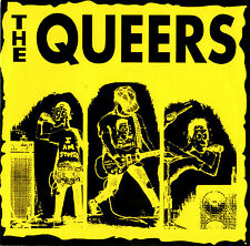 THE QUEERS too dumb to quit ! 45RPM Punk 1994 US Selfless Rec.