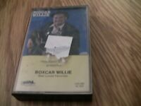 Boxcar Willie Best Loved Favorites Cassette Tape with Blue Moon of Kentucky