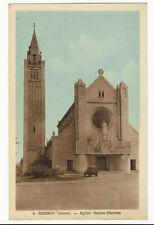 France - Hirson, Eglise Sainte-Therese - 1930's Postcard