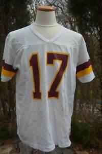 Vtg! WASHINGTON REDSKINS FOOTBALL TEAM Mesh S/S #17 Jersey Men's XL by Rawlings